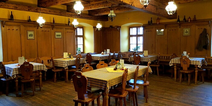 Stylov� restaurace