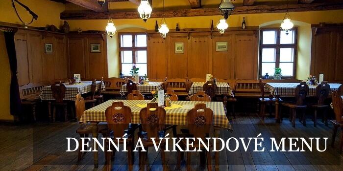 Restaurace Napoleon T�inec - ob�dy, denn� menu, sn�dan�, oslavy.