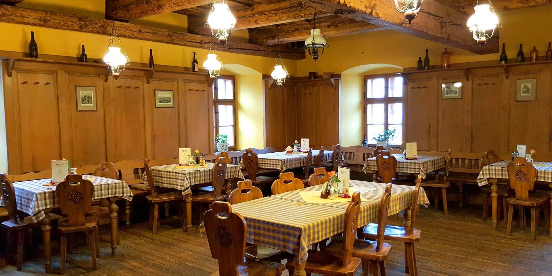 Restaurace Napoleon Oldřichovice
